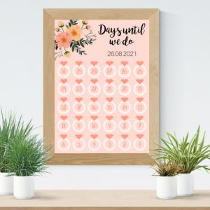 bruiloft-decoratie-days-until-we-do-poster-floral