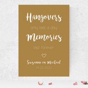 bruiloft-decoratie-poster-memories-last-forever-kraft (1)