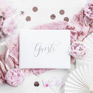 gastenboek-guests-white-silver