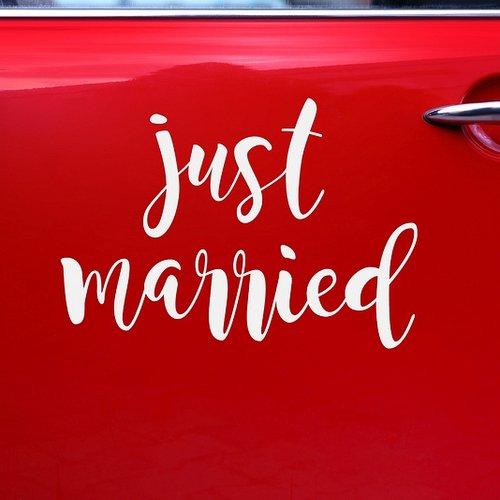 bruiloft-decoratie-autosticker-just-married-3