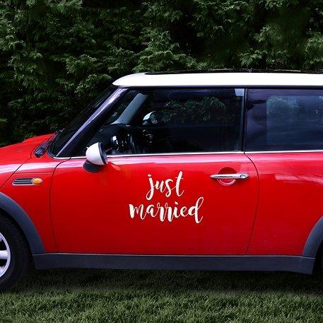 bruiloft-decoratie-autosticker-just-married-4