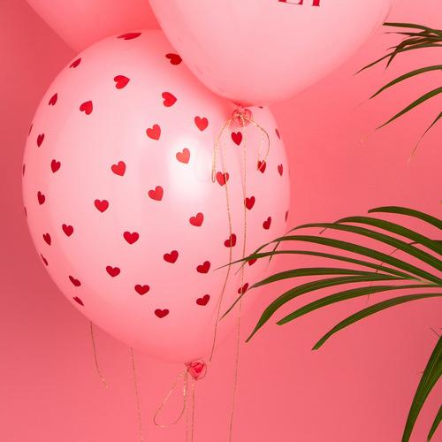 bruiloft-decoratie-ballonnen-pink-hearts-valentines