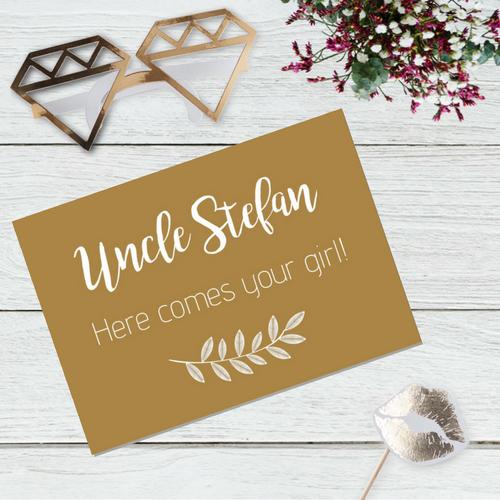 bruiloft-decoratie-blad-here-comes-your-girl