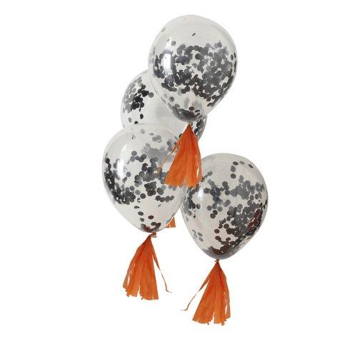 bruiloft-decoratie-confetti-ballonnen-zwart-pumpkin-party-2