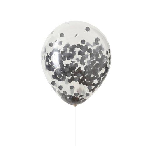 bruiloft-decoratie-confetti-ballonnen-zwart-pumpkin-party-4