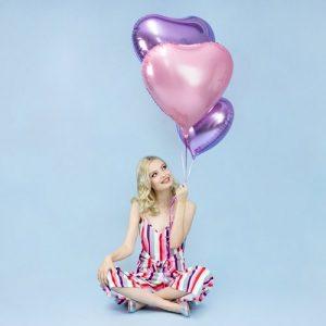 bruiloft-decoratie-folieballon-hart-pastel-roze-large