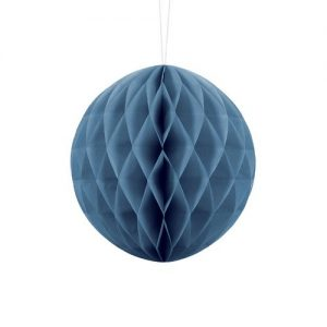 bruiloft-decoratie-honeycomb-blauw-20cm