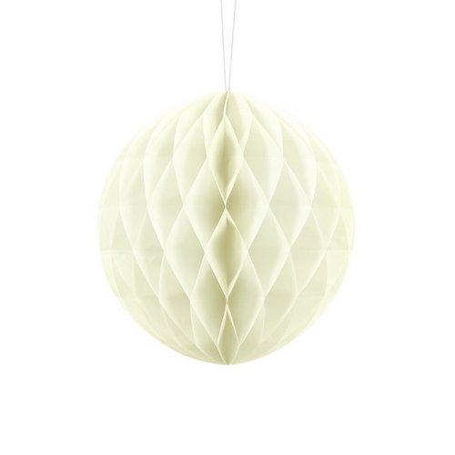 bruiloft-decoratie-honeycomb-ivoor-20cm