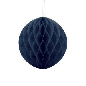 bruiloft-decoratie-honeycomb-navy-blauw-20cm