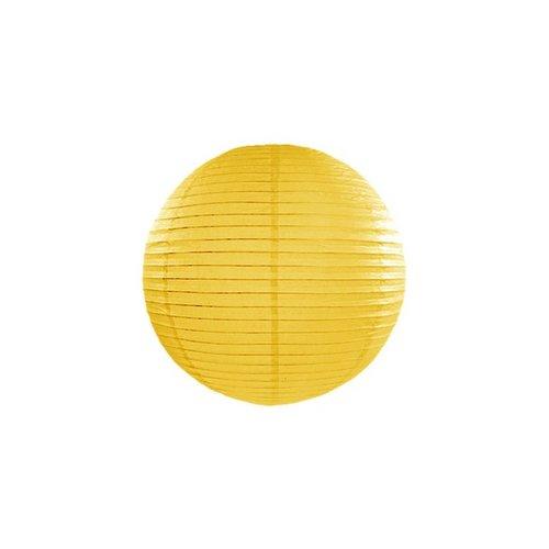 bruiloft-decoratie-lampion-geel-20-cm