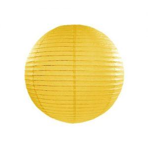 bruiloft-decoratie-lampion-geel-35-cm