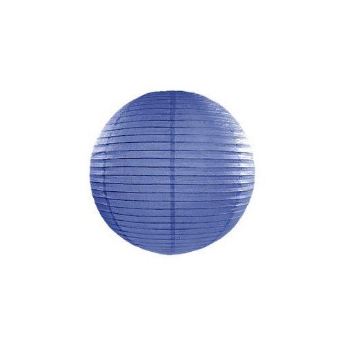 bruiloft-decoratie-lampion-royal-blue-20-cm
