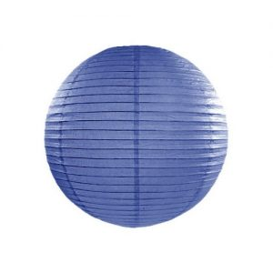 bruiloft-decoratie-lampion-royal-blue-35-cm