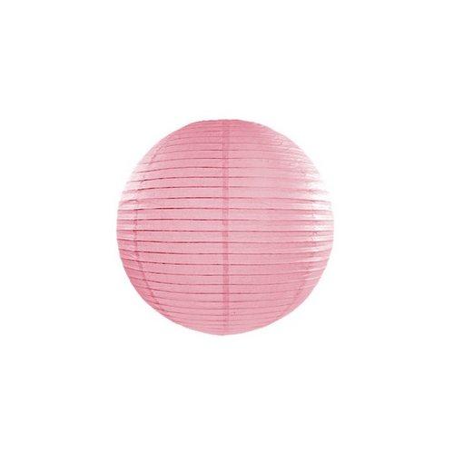 bruiloft-decoratie-lampion-roze-20-cm