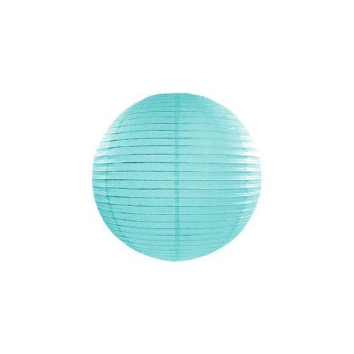 bruiloft-decoratie-lampion-tiffany-blue-20-cm