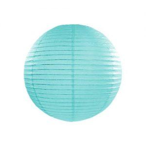 bruiloft-decoratie-lampion-tiffany-blue-35-cm