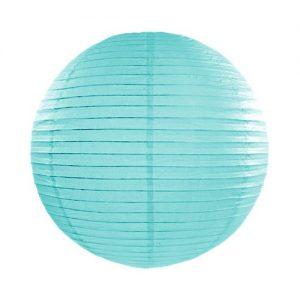 bruiloft-decoratie-lampion-tiffany-blue-45-cm
