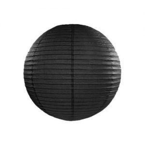bruiloft-decoratie-lampion-zwart-35-cm