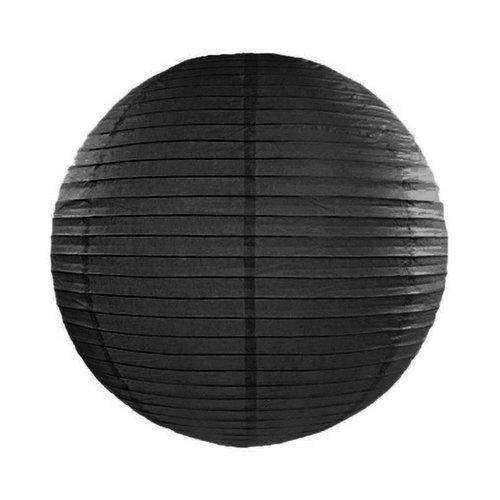 bruiloft-decoratie-lampion-zwart-45-cm