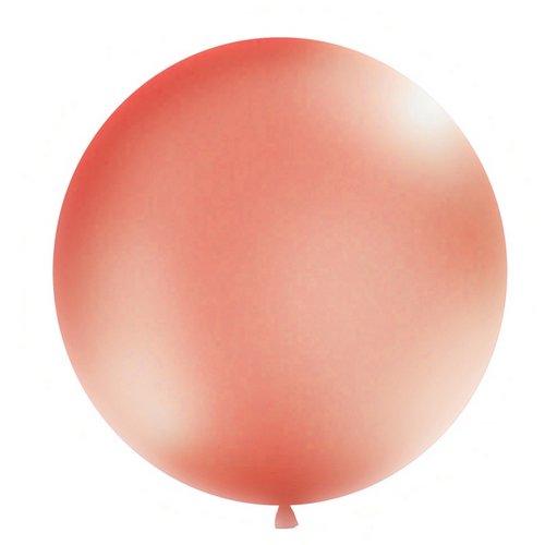 bruiloft-decoratie-mega-ballon-rosegoud-2