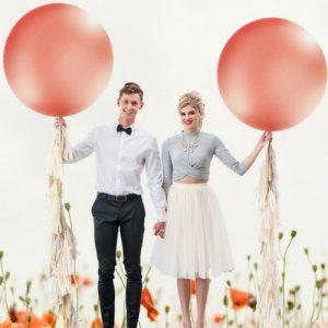bruiloft-decoratie-mega-ballon-rosegoud