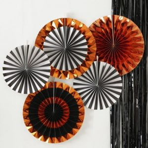bruiloft-decoratie-paper-fans-pumpkin-party