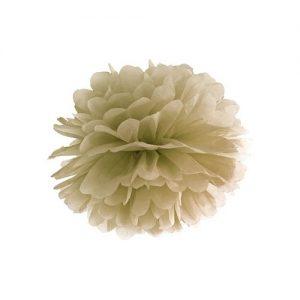 bruiloft-decoratie-pompom-goud-25cm