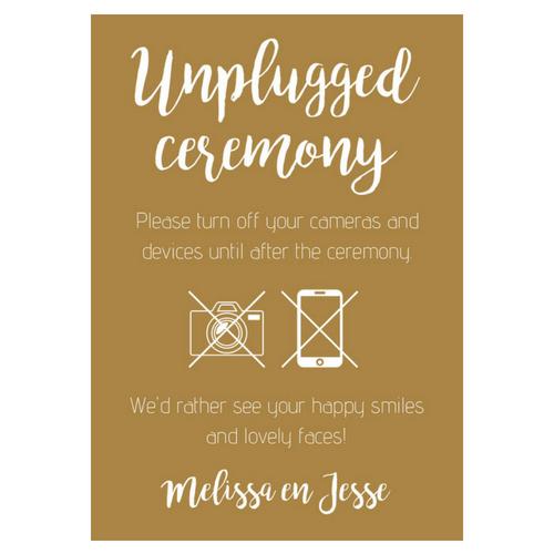 bruiloft-decoratie-poster-unplugged-ceremony-kraft (3)