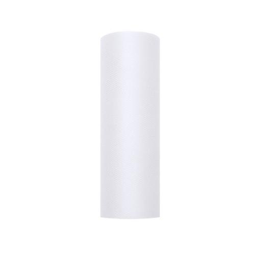 bruiloft-decoratie-rol-tule-wit-15cm