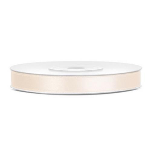 bruiloft-decoratie-satijnlint-cream-6mm