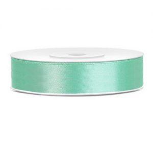 bruiloft-decoratie-satijnlint-mint-12mm