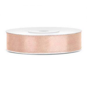 bruiloft-decoratie-satijnlint-peach-12mm