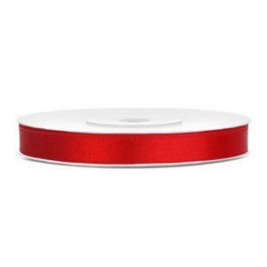 bruiloft-decoratie-satijnlint-rood-6mm