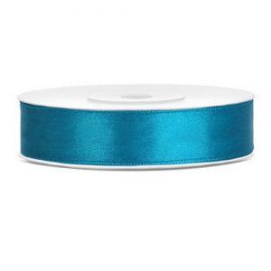 bruiloft-decoratie-satijnlint-turquoise-12mm