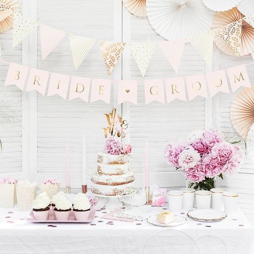 bruiloft-decoratie-slinger-bride-groom-powder-pink-3