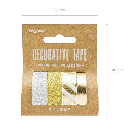 bruiloft-decoratie-washi-tape-gold-silver-3