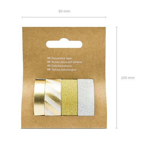 bruiloft-decoratie-washi-tape-gold-silver-4