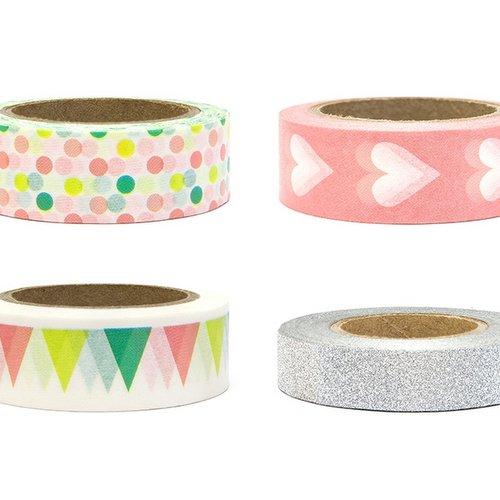 bruiloft-decoratie-washi-tape-pastel-heart