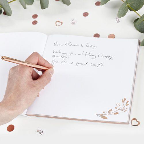 bruiloft-decoratie-gastenboek-marble-rose-gold-3