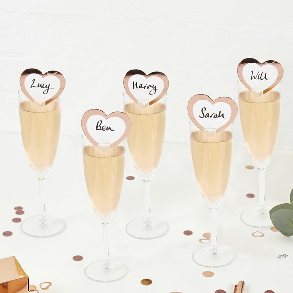 bruiloft-decoratie-glas-markers-heart-rose-gold-2