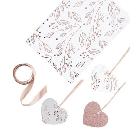 bruiloft-decoratie-inpakkit-marble-rose-gold
