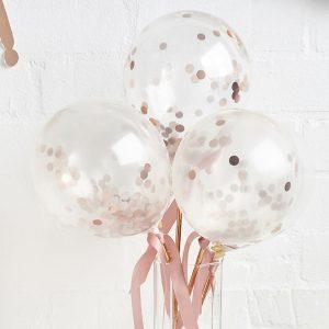bruiloft-decoratie-mini-rosegouden-confetti-ballonnenkit-2