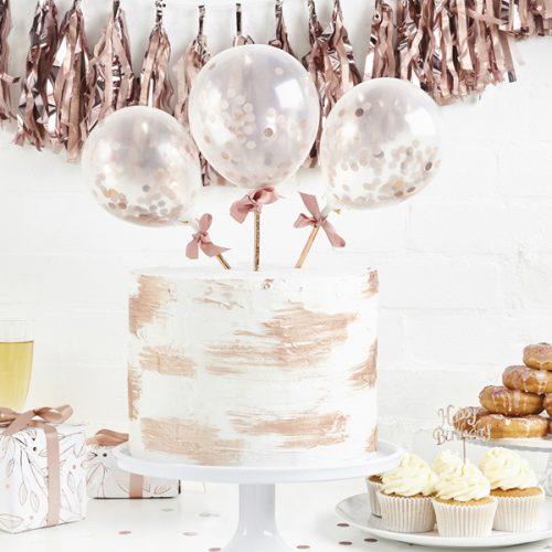bruiloft-decoratie-mini-rosegouden-confetti-ballonnenkit-3
