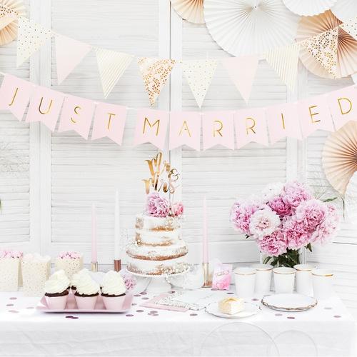 bruiloft-decoratie-papieren-bekertjes-white-metallic-gold-3