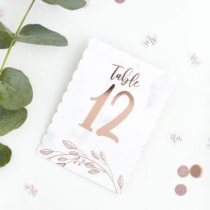 bruiloft-decoratie-tafelnummer-marble-rose-gold-3