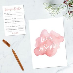 bruiloft-decoratie-wedding-wishes-watercolor-pink (2)