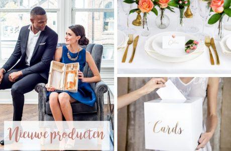 Nieuwe bruiloft decoratie november 2018