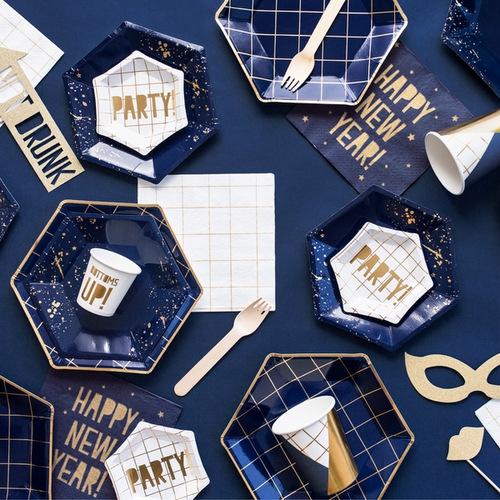 bruiloft-decoratie-papieren-bordjes-royal-blue-004
