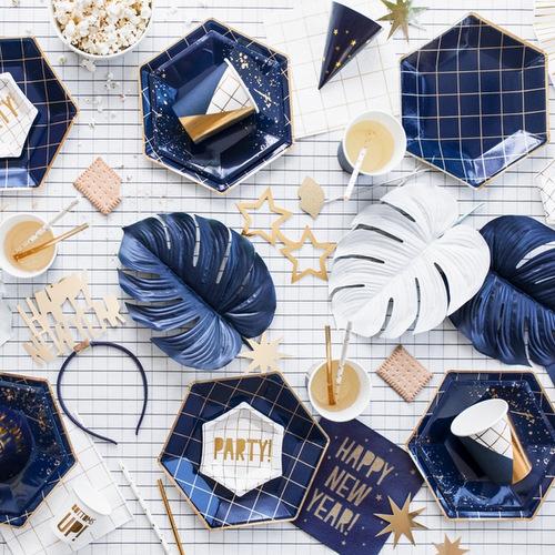 bruiloft-decoratie-papieren-bordjes-royal-blue-007