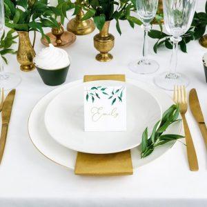 bruiloft-decoratie-plaatskaartjes-watercolor-leaves